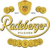 Radeberger Pilsner beer