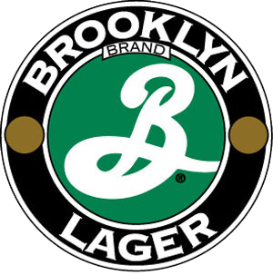 Brooklyn Lager beer Label Full Size