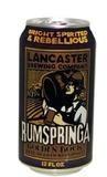 Lancaster Rumspringa Golden Bock beer