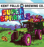 Kent Falls Super Sparkle Beer