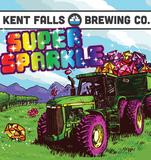 Kent Falls Super Sparkle beer