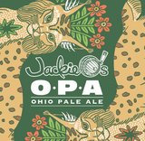 Jackie O's Ohio Pale Ale (OPA) beer