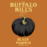 Buffalo Bill's Black Pumpkin Oatmeal Stout beer