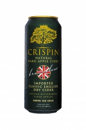 Crispin Browns Lane beer Label Full Size