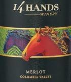 14 Hands Merlot 2012 Beer