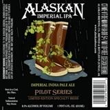 Alaskan Imperial IPA beer