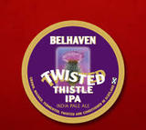 Belhaven Twisted Thistle IPA Beer