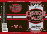 Oskar Blues Deviant Dale's Beer