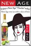Quintessential New Age wine