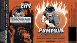 Central City Patrick O' Pumpkin Beer