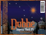 Uinta Dubhe Imperial Black IPA beer