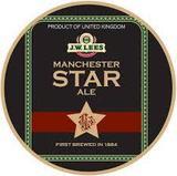 J.W. Lees Manchester Star Porter beer