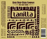 Knee Deep Tanilla Porter Beer