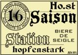 Hopfenstark Saison Station 16 Beer