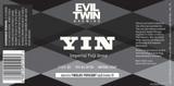 Evil Twin Yin Beer