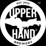 Upper Hand Lager beer