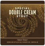 Bell's Special Double Cream Stout beer