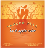 Vander Mill Cider beer