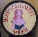 Williamsburg AleWerks Bourbon Barrel Amber beer