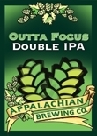 Appalachian Outta Focus Imperial IPA Beer