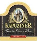 Kapuziner Schwartz Weizen Beer