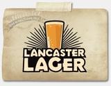 Lancaster Lager beer