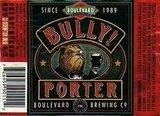 Boulevard Bully! Porter Beer