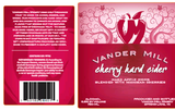 Vander Mill Apple Cherry Cider beer