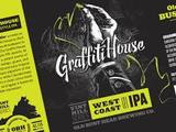 Old Bust Head Graffiti House IPA Beer