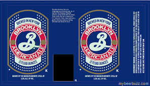 Brooklyn American Ale Beer