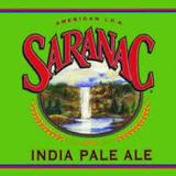 Saranac India Pale Ale beer