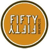 FiftyFifty Eclipse Stout - Elijah Craig 12yr. (Purple Wax) 2014 Beer