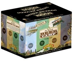 Sierra Nevada Beer Camp Mix Pack beer Label Full Size
