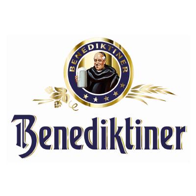 Benediktiner Oktoberfest beer Label Full Size