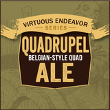 Confluence Virtuous Endeavor Belgian-Style Quad beer