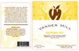 Vander Mill Michigan Wit Hard Cider beer