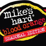 Mike's Harder Blood Orange beer Label Full Size