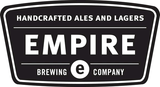 Empire Light Lager beer
