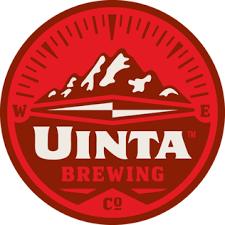 Uinta Crooked Line Oak Jacked Imperial Pumpkin 2014 beer Label Full Size