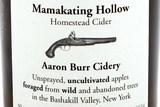 Aaron Burr Homestead East Branch Cider beer