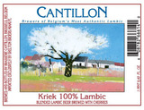 Cantillon Kriek 100% Lambic Beer
