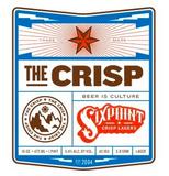 Sixpoint The Crisp Beer