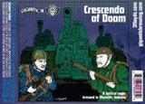 Three Floyds / Gigantic Crescendo of Doom Beer