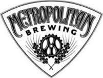 Metropolitan Heavy Iron Works Sticke beer Label Full Size