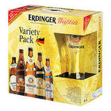 Erdinger Gift Pack w/ Glass beer