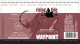 Rising Tide Waypoint Coffee Porter beer