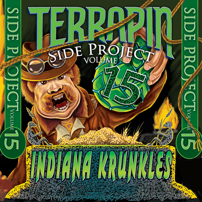 Terrapin Indiana Krunkles beer Label Full Size
