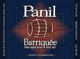 Panil Barriquee Sour Red beer