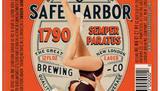 Safe Harbor 1790 Lager beer