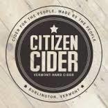 Citizen Cider bRose beer Label Full Size